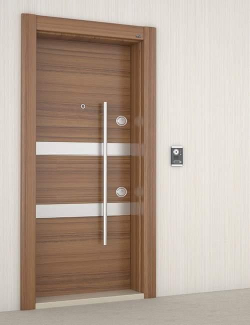 Luxury design high quality steel door