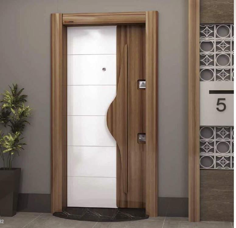 Luxury Steel Door Elite Series