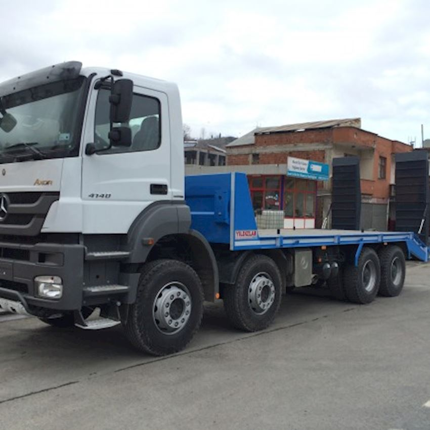 M. SALA BOX Truck Trailers