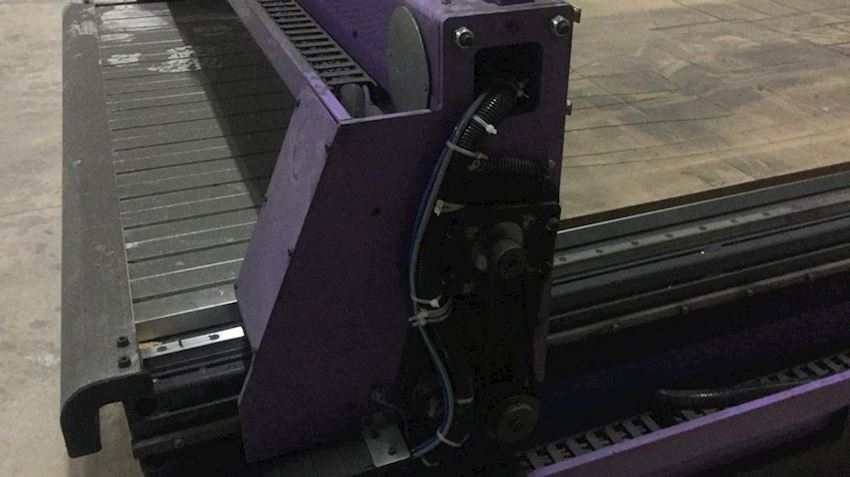 Mach 3 System 1700 x 3200 Processing Area Cnc Router
