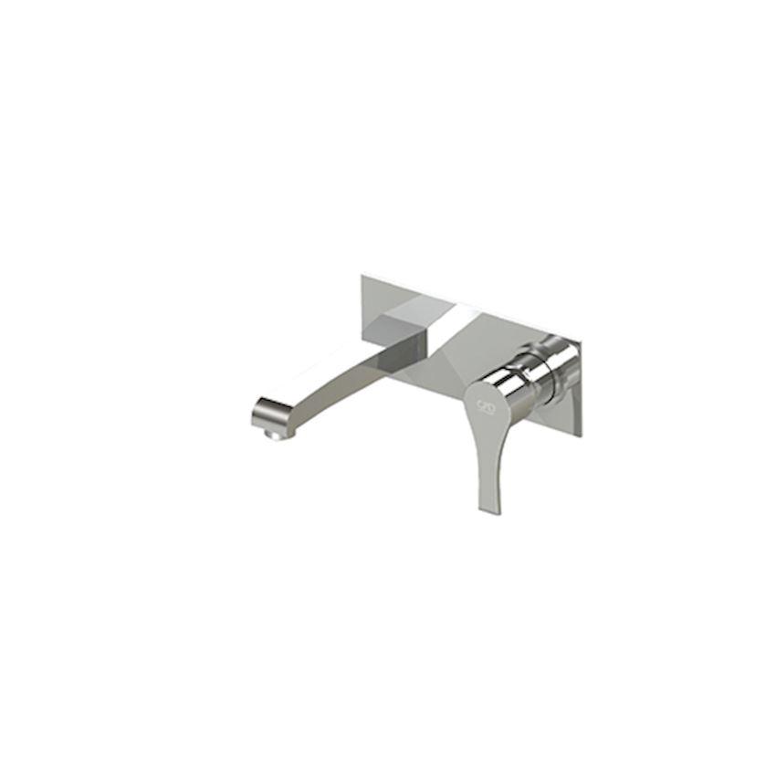 MDA65 Atros Applique Embedded Wash-Basin Armature