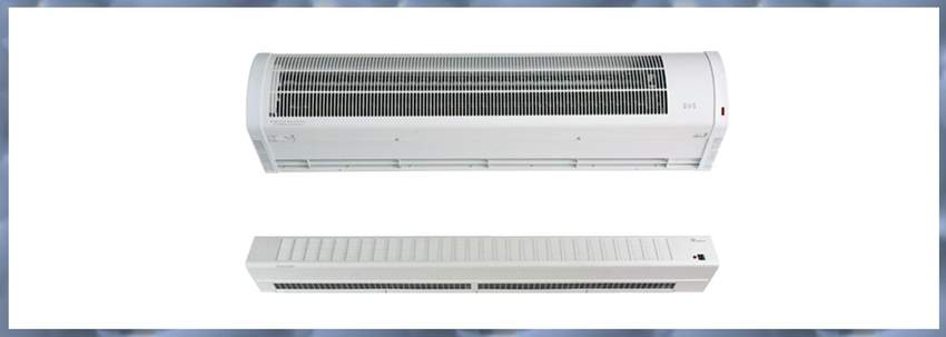 MECHANICAL INSULATION AND VENTILATION MATERIALS (AIR CURTAINS)