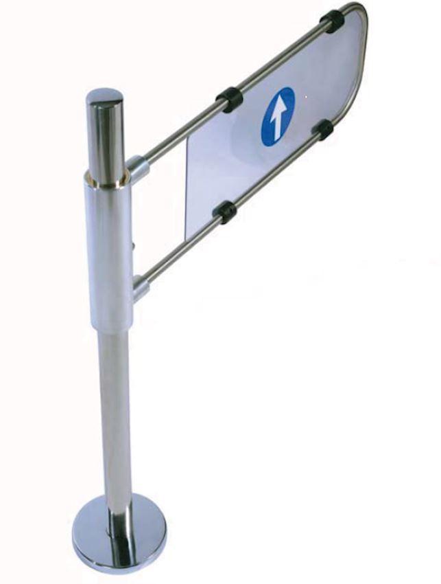 Mechanical Swing Turnstiles/ Flag