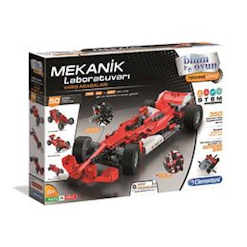 Mechanics Laboratory - Race Cars Other Toys & Hobbies