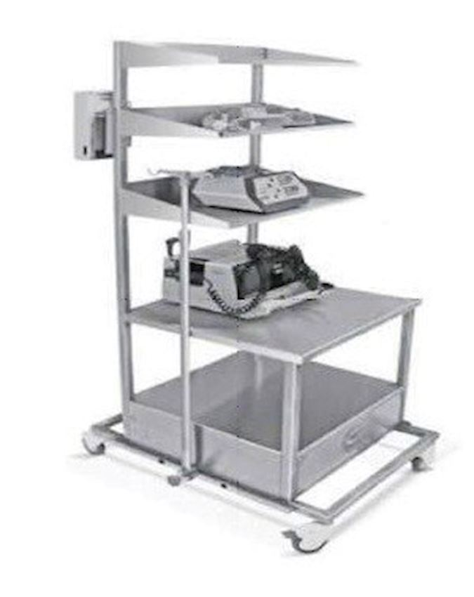 MEDICAL GROUP DEVICE TROLLEY