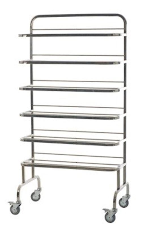 MEDICAL GROUP SLIPPER TROLLEY