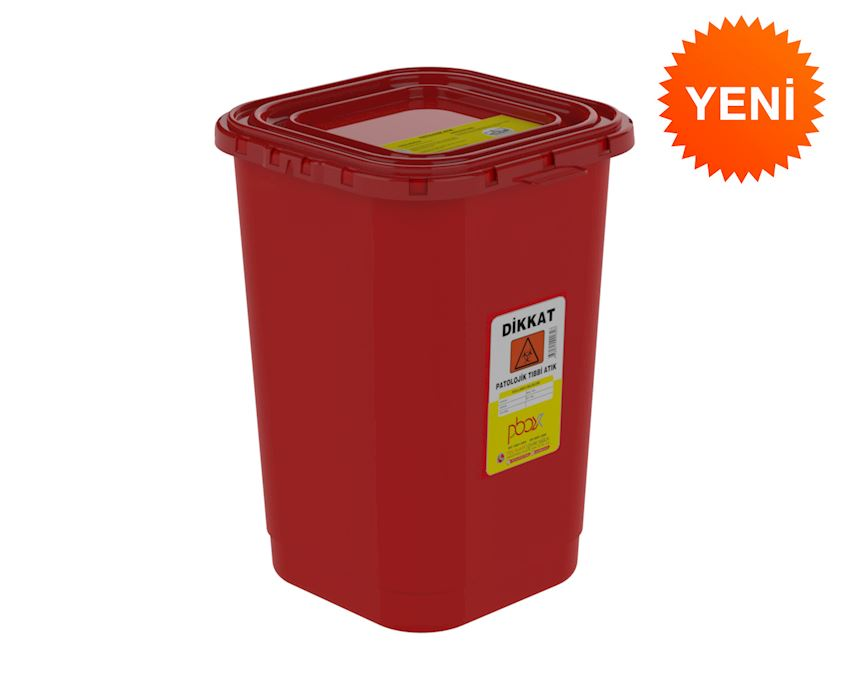 Medıcal Waste Boxes Sharpbox