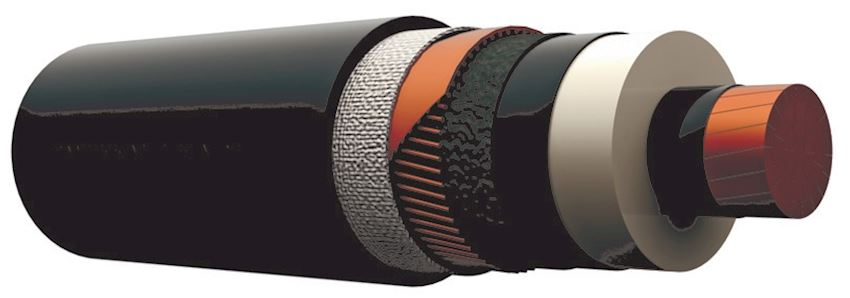 N2XS(F)2Y from 6kV to 45kV Medium Voltage Power Cables