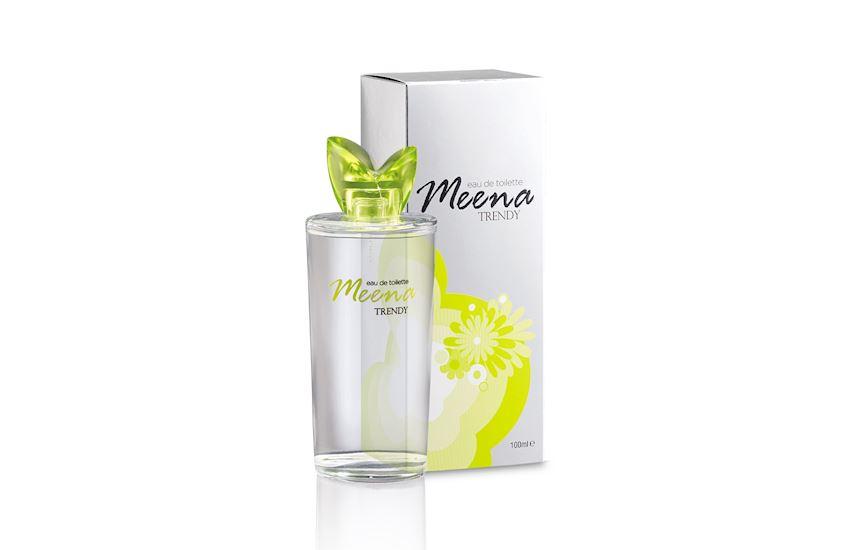 Meena Trendy Fragrance & Deodorant