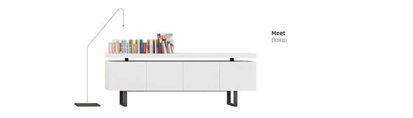 Meet Office Cabinet Storage Unit