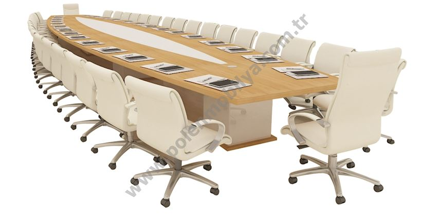 Meeting Table for 32 people: 1120x150x75h