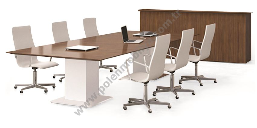 Meeting Table for 8 people: 240x120x75h