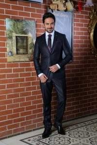 Men's Suits & Tuxedo - SUIT 001