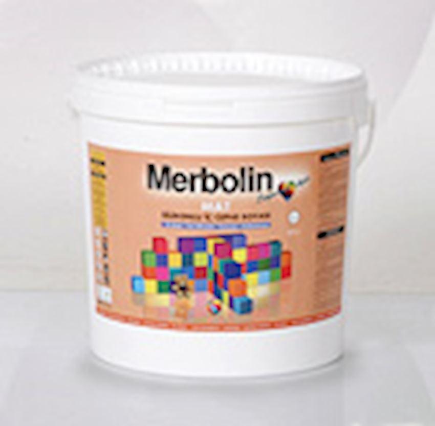 Merbolin silicone matt interior paint Paints & Coatings
