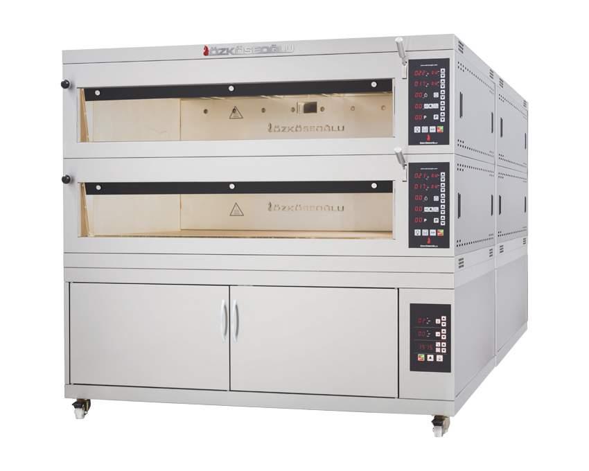 MFE - 200 ELECTRIC MODULAR DECK OVEN
