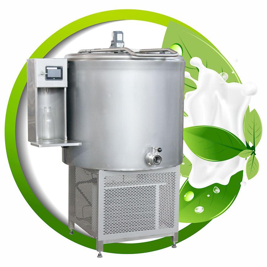 Milk Vending Machine - Raw 2