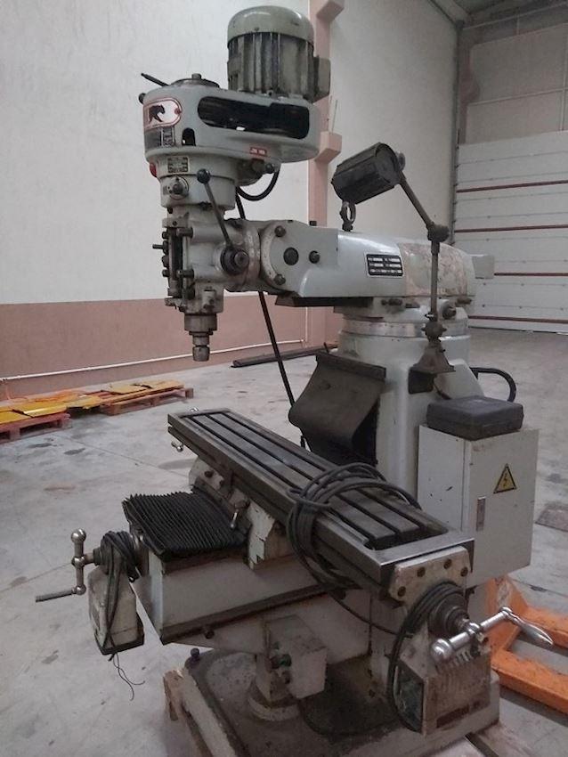 Milling Machines    Smart Marka 2003 Model Kalıpcı Freze
