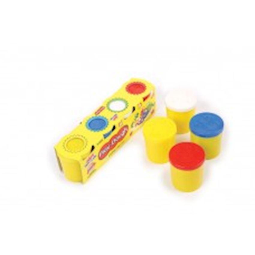 Mini 4 Piece Play Dough Playdough Toys