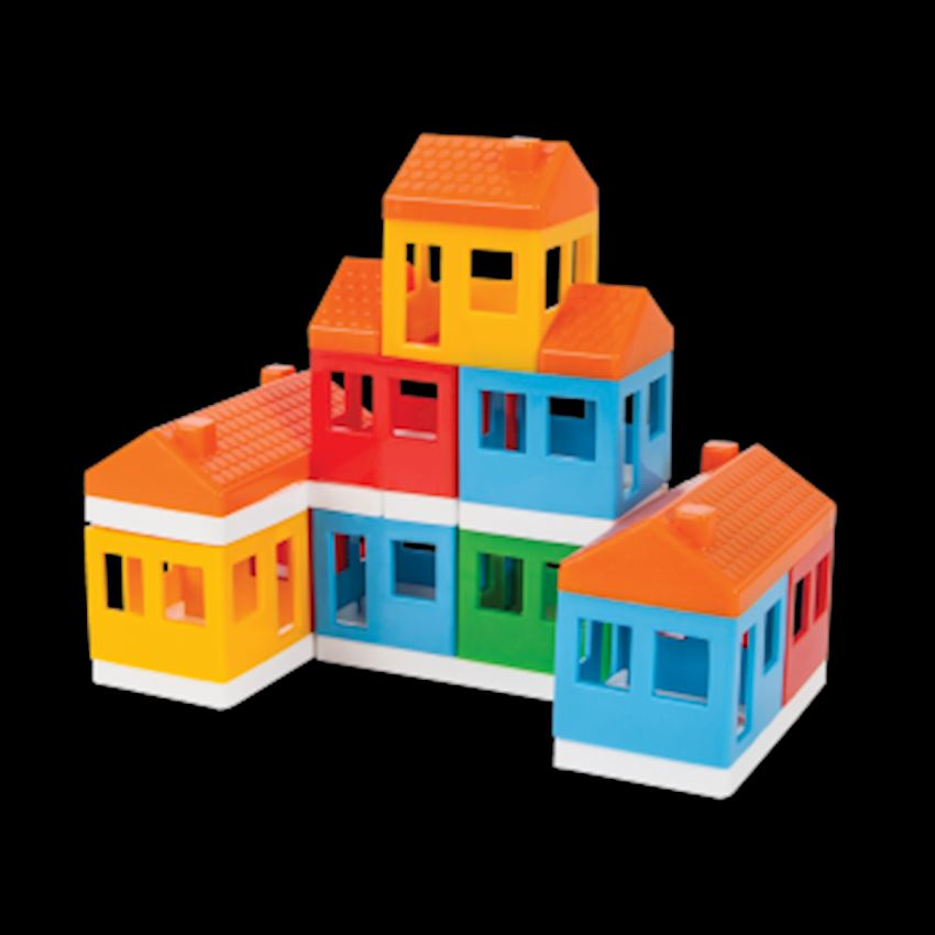 Mini City (40 Pieces) Other Educational Toys