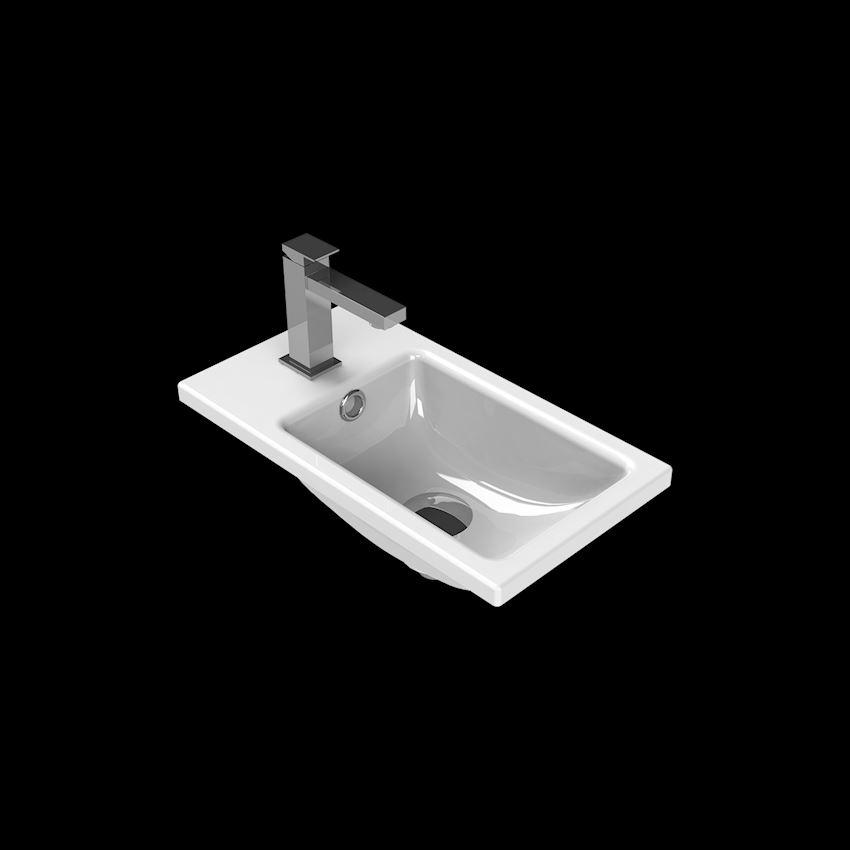Mini Washbasin, 22 cm Bathroom Sinks