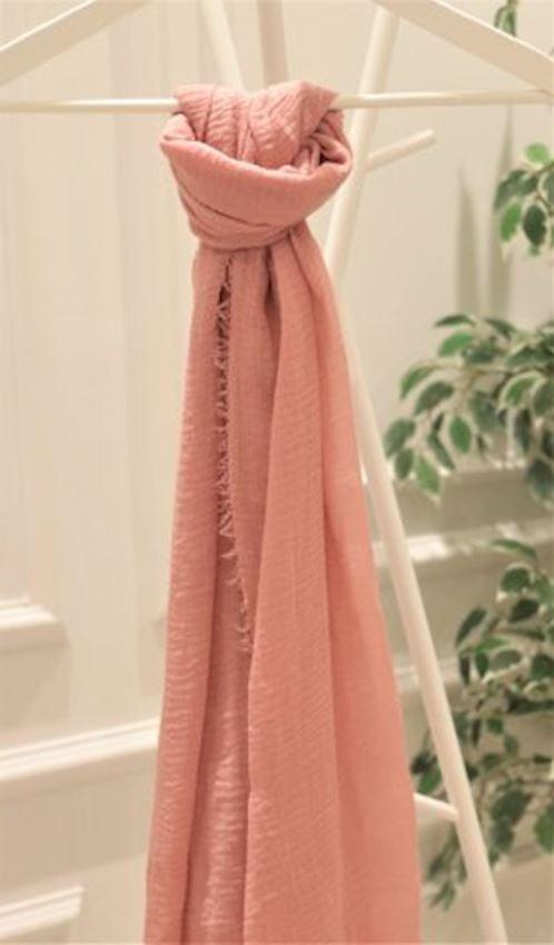 MODGREY Crinkle Silk Shawls