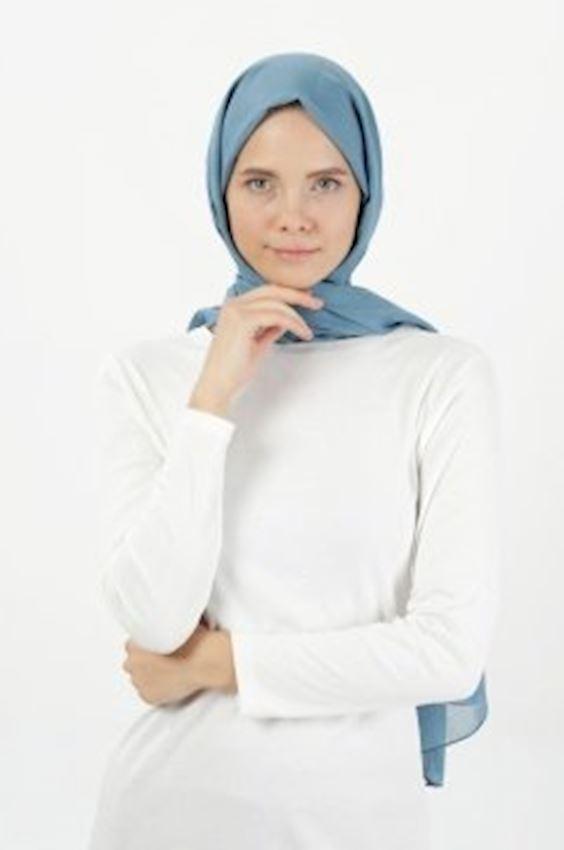 MODGREY Pratic Shape Oil Color Silk Shawls