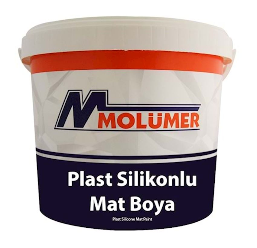 Molumer - Plast Silicone Mat Interior Wall - 20 Kg Paints & Coatings