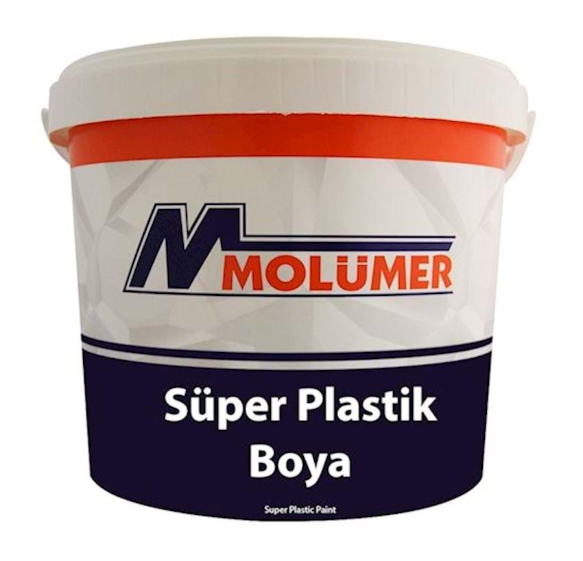 Molumer - Super Plastic Paint Interior Wall - 3,5 Kg Paints & Coatings