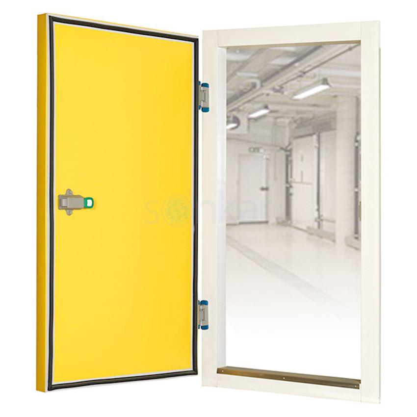 Monolithic Wing Cold Room Door