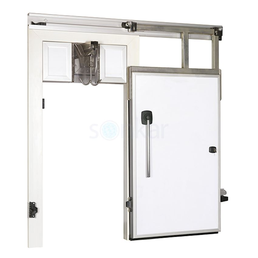 Monorail Sliding Door Refrigeration & Heat Exchange Equipment