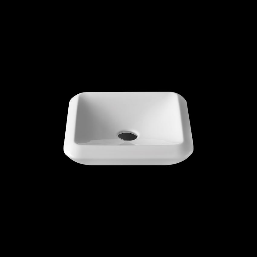 More Washbasin, 42 cm Bathroom Sinks