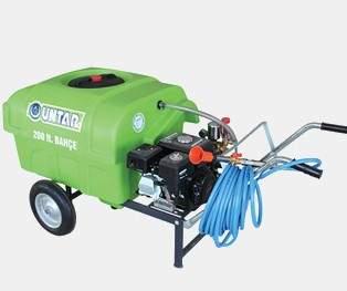 Motor Spraying Machine
