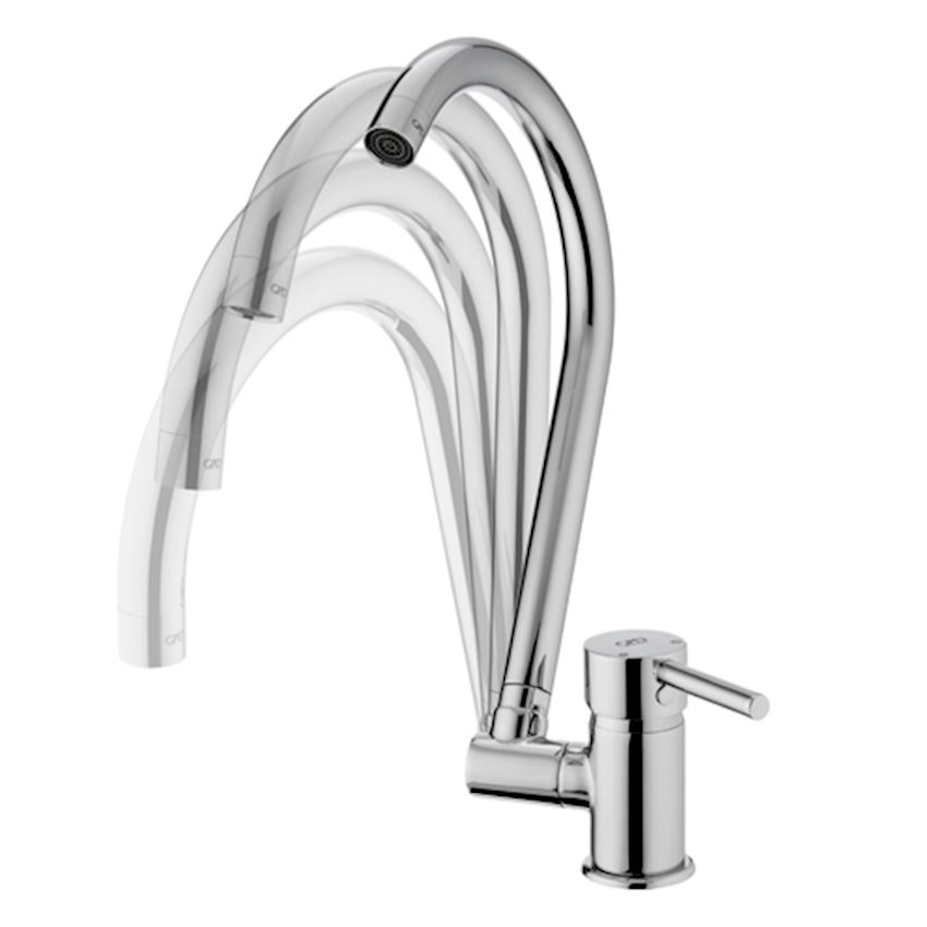 MPN70 Pull-Out Sink Armature