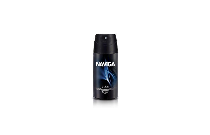 Naviga Cool Fragrance & Deodorant