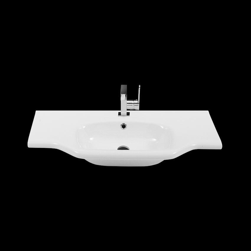 New Classic Washbasin, 100 cm Bathroom Sinks