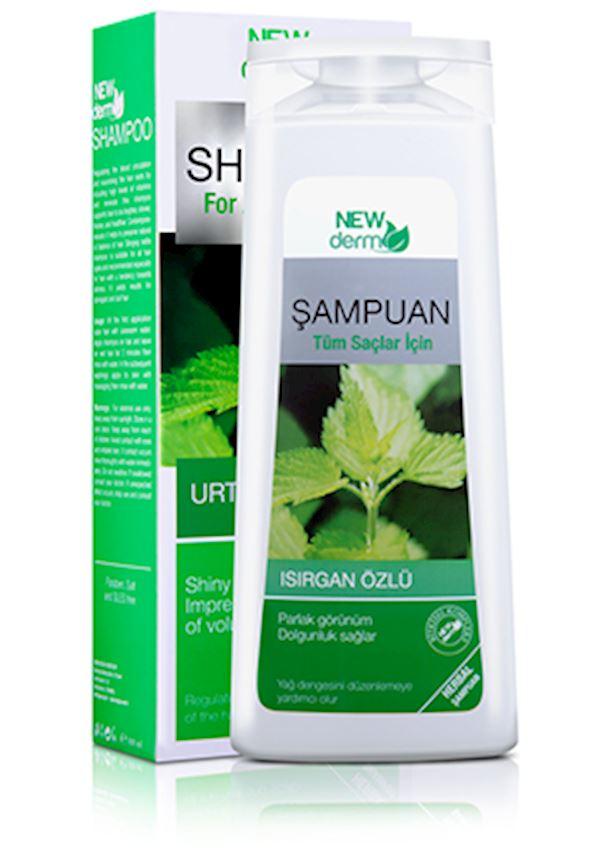 New Derm Urtica Diocia Shampoo