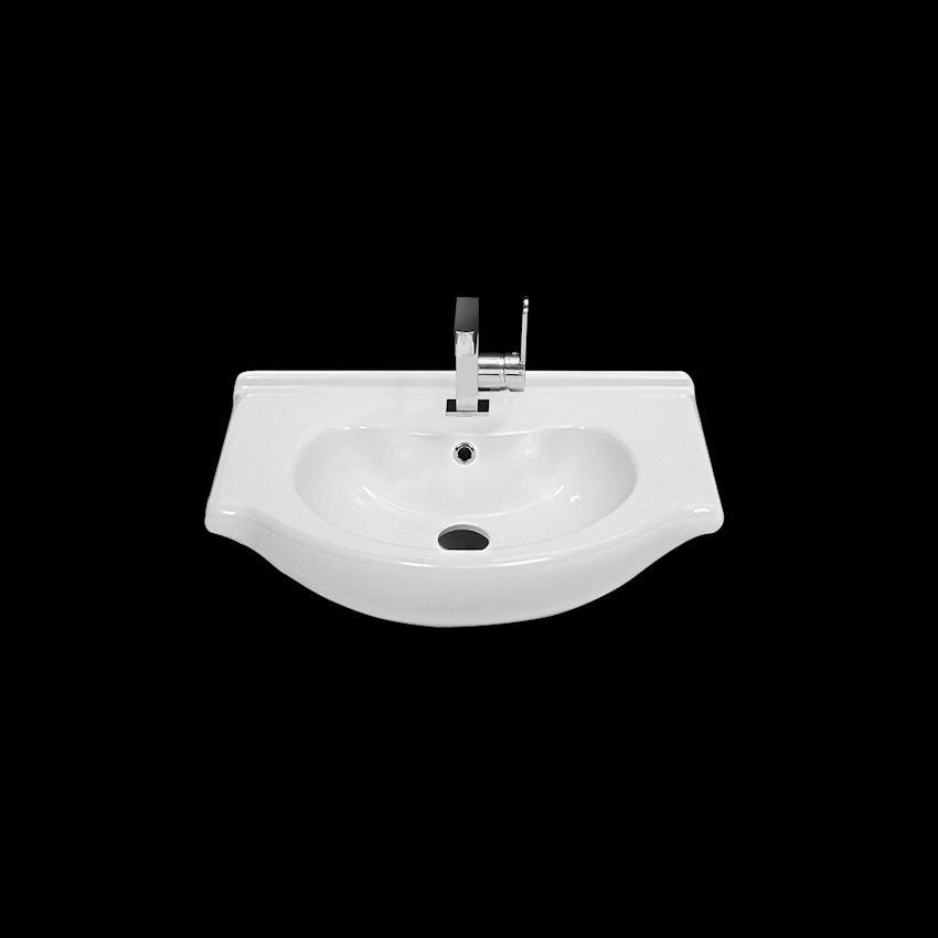Nil Washbasin, 45 cm Bathroom Sinks