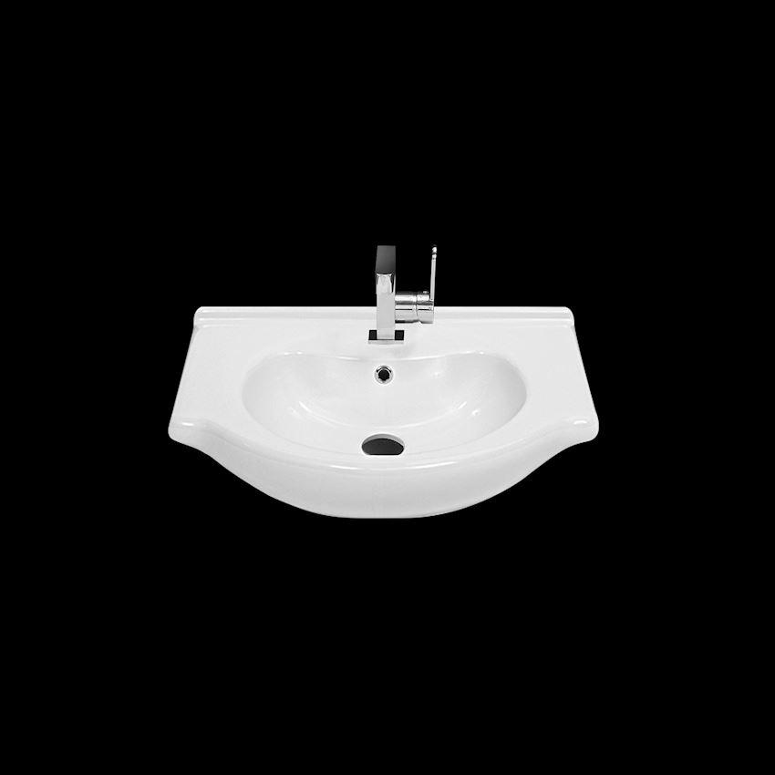Nil Washbasin, 65 cm Bathroom Sinks