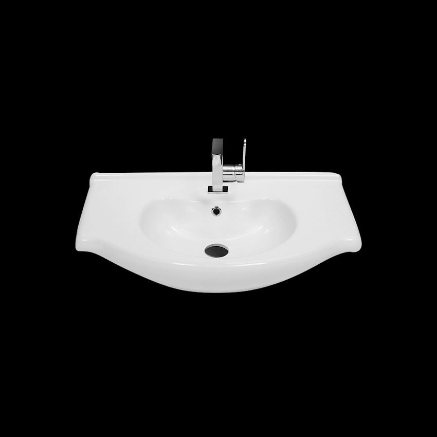 Nil Washbasin, 75 cm Bathroom Sinks