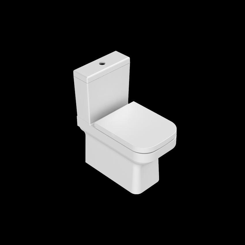 Noura C. Couple BTW WC Toilet Bowls