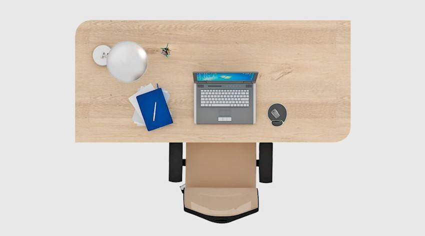 Office Furniture Ikon Manager Desk