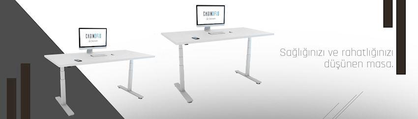 Office Furniture Motive Desk with Adjustable Height