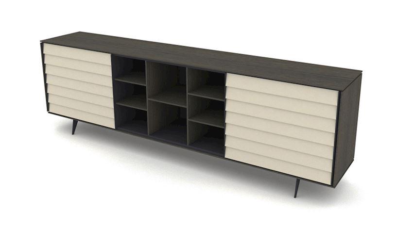 Office Furniture Set Parma Executive Desk Set (Desk, Storage Drawer Cabinet, Table)