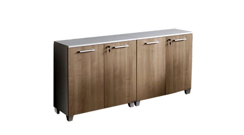 Office Furniture Set Vinn Executive Desk Set (Desk, Drawer Cabinet, Coffee Table, Meeting Table)
