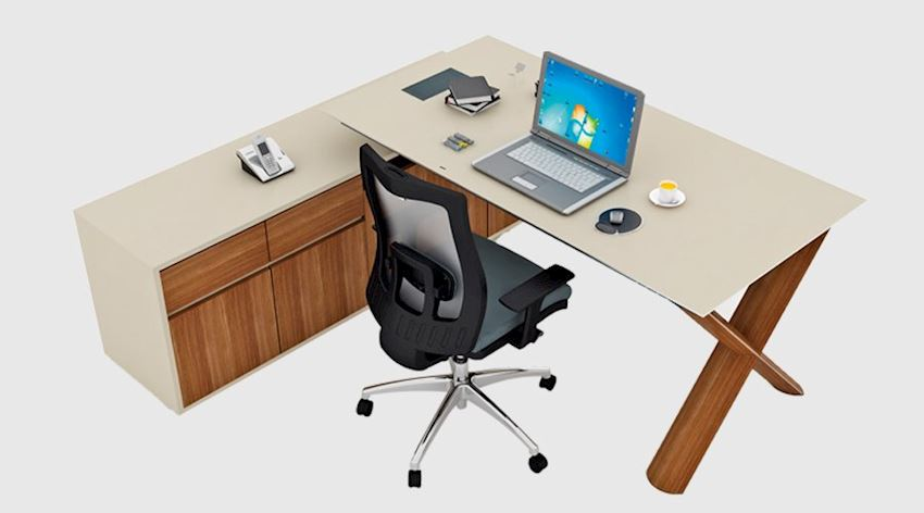 Office Furniture Wino Manager Desk
