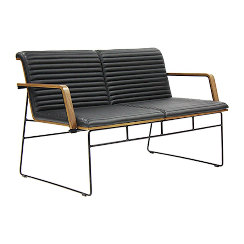 Bendi Office Sofa (Single/Double/Triple Sofa)