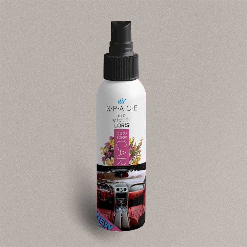 OKUYUCULAR 100 ml Wildflower Spray Car Scent Fragrance & Deodorant