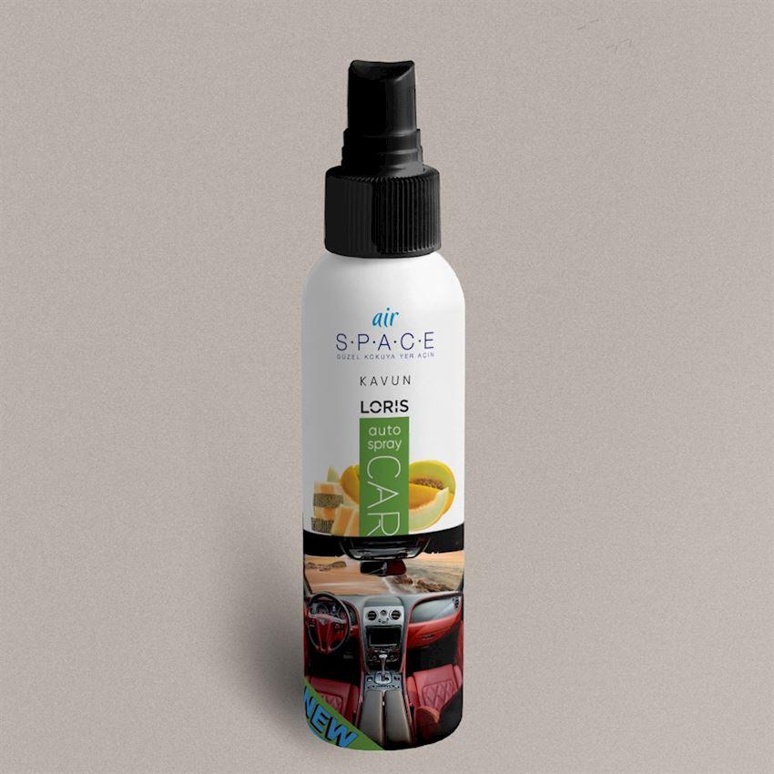 OKUYUCULAR 100ml Melon Spray Car Scent Fragrance & Deodorant