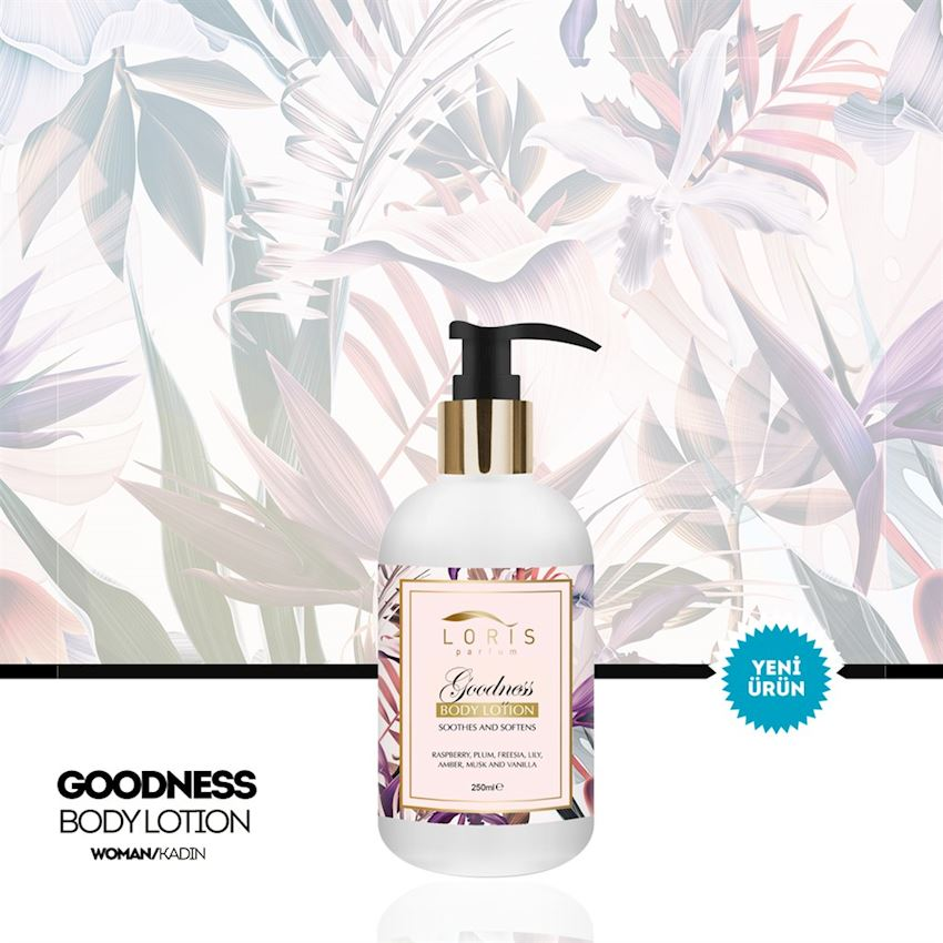 OKUYUCULAR Goodness Body Lotion Fragrance & Deodorant