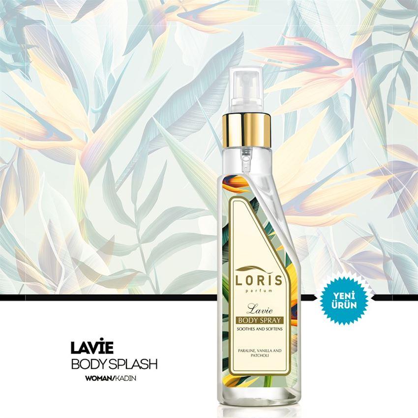 OKUYUCULAR Loris Lavie Women's Body Spray Fragrance & Deodorant